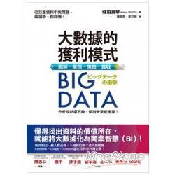 Big Data大數據的獲利模式:圖解.案例.策略.實戰
