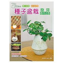 豆豆森林種子盆栽發芽百分之百