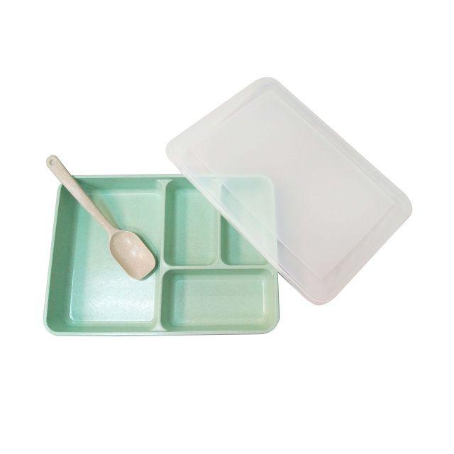 凡購買此書即贈「小麥秸秆分格餐盒(附餐具)」乙個,數量有限,送完為止。<br/><br/>贈品特色說明:<br/>1. 天然食品級小麥秸稈材料製成 。<br/>2. 環保健康、不含有毒物質、食用更安心<br/>3. 盒身及盒蓋具厚度,質地佳質感好,非一般市售輕薄易破 。<br/>4. 野餐、學生、上班族皆適用,分格可使食物不串味。<br/>5. 可微波解凍,請勿烘烤或於火點加熱。<br/>6. 紙盒包裝,內附盒蓋及湯匙<br/>7. 材質:稻穀纖維+PP<br/><br/>贈品市價:250元<br/>贈品數量:80份(綠色 / 黃色 / 粉色三款隨機贈送 ,送完為止)<br/>贈品重量:0.2公斤<br/>贈品尺寸: 長24.5cm x 寬17.5cm x 高4cm