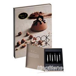 agnes b. COOKBOOK經典蛋糕食譜:隨書附贈典藏甜點叉6件組