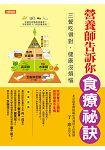 營養師告訴你食療祕訣:三餐吃得對,健康沒煩惱~養生堂^(11^)