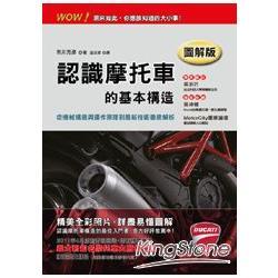認識摩托車的基本構造(圖解版)