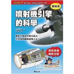 噴射機引擎的科學