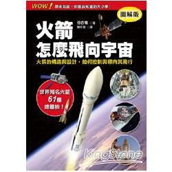 火箭怎麼飛向宇宙:火箭的構造與設計,如何控制與導向其飛行