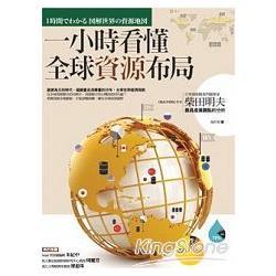 一小時看懂全球資源布局