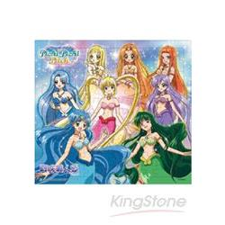 真珠美人魚100片超大拼圖:公主