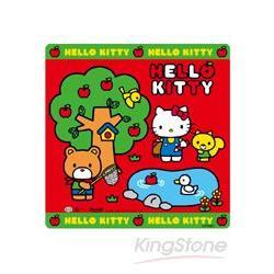 Hello Kitty郊遊去(16片拼圖)