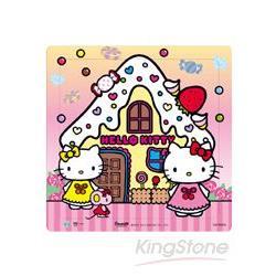 Hello Kitty糖果屋(16片拼圖)