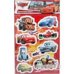 超人氣貼紙13(Cars)