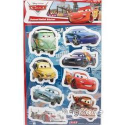 超人氣貼紙14(Cars)
