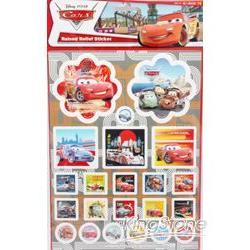 超人氣貼紙16(Cars)