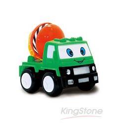 趣味卡通慣性車《水泥車》