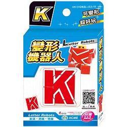 變形機器人K:盒裝