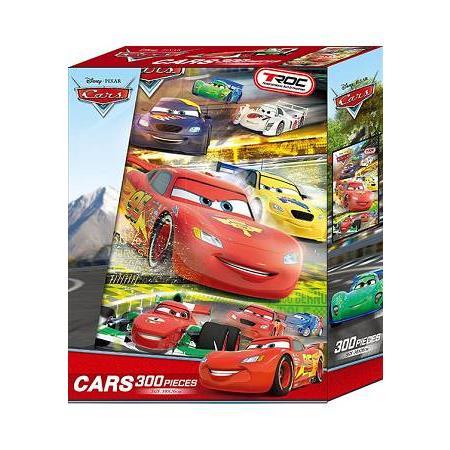 CARS  300片盒裝拼圖(C)
