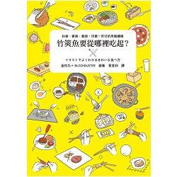 竹筴魚要從哪裡吃起?約會、宴席、餐敘,印象一百分的用餐禮儀