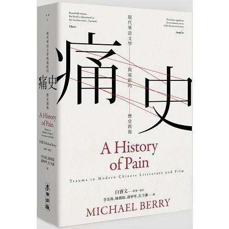 痛史:現代華語文學與電影的歷史創傷