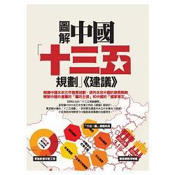 圖解中國「十三五規劃」《建議》