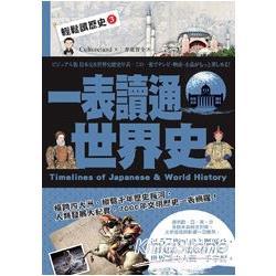 一表讀通世界史