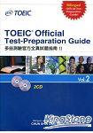 多益測驗官方全真試題指南(II)(2CD)