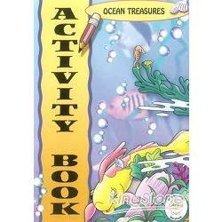 Activity Book(For Ocean Treasures)