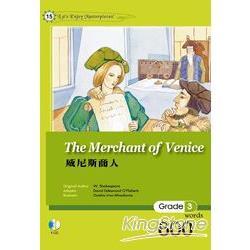 威尼斯商人 The Merchant of Venice(25K軟皮精裝+1CD)