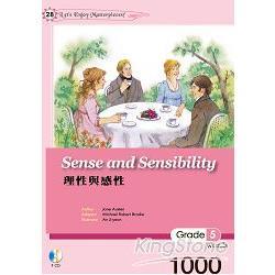 Sense and sensibility = : 理性與感性