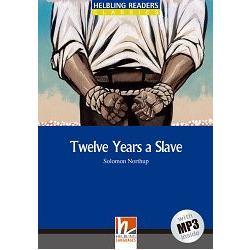 Twelve Years a Slave (25K彩圖經典文學改寫+1 MP3)