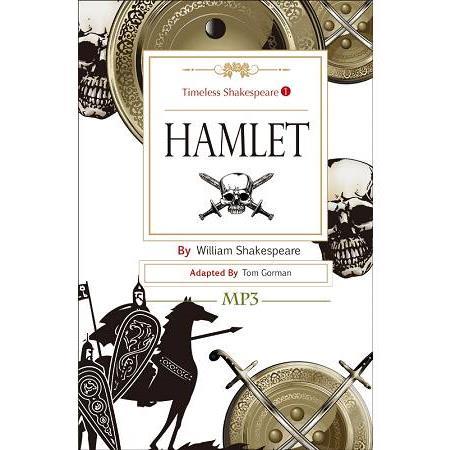 Hamlet: Timeless Shakespeare 1(25K彩色+1MP3)