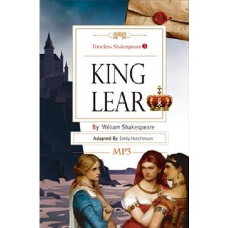 King Lear: Timeless Shakespeare 5^(25K彩色 1MP3