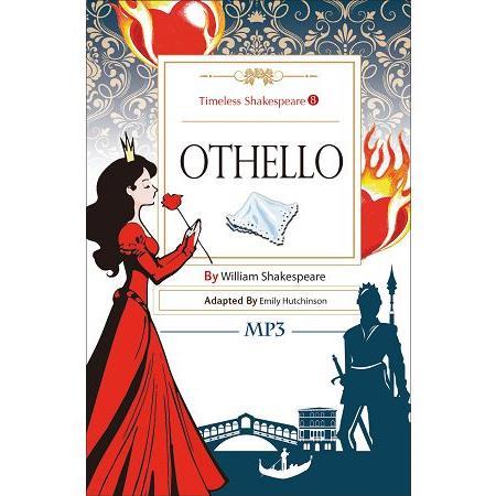 Othello: Timeless Shakespeare 8 (25K彩色+1MP3)