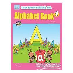 LookUp Alphabet Book 1
