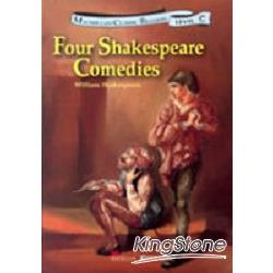 Four Shakespeare Comedies