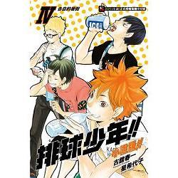 排球少年!!小說版!!IV:各自的暑假