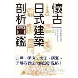 懷古日式建築剖析圖鑑:解讀蘊藏在街坊巷弄的神祕暗語