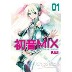 UNOFFICIAL初音MIX01