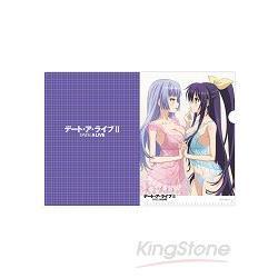 A4 File夾-DATE A LIVE 約會大作戰Ⅱ B