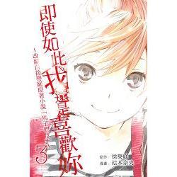 即使如此我還是喜歡妳~改編自徐譽庭原著小說「馬子們」03