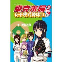 麥克米倫高校女子硬式棒球社01