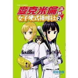 麥克米倫高校女子硬式棒球社02完