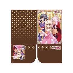 A4雙袋資料夾:Fate/kaleid liner 魔法少女☆伊莉雅2wei Herz! A