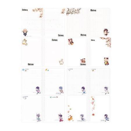 星少女20孔活頁補充包(8款1入)
