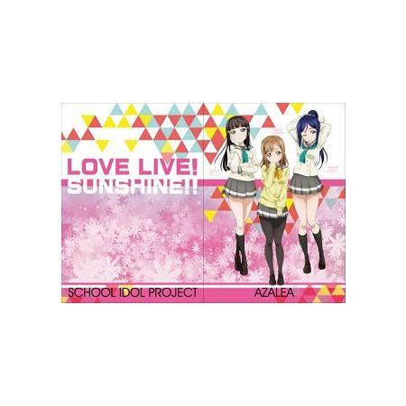 Love Live! Sunshine!! AZALEA款雙開公文夾