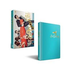 蘇志燮So Ganzi (藍金夢想版:夢想寫真禮物書+CD+DVD+首刷限定Dream File夢想資料夾)