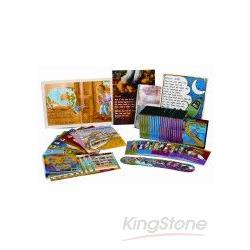 我會說英文故事精選1-4冊(書+CD 24盒