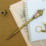 微型經典街燈筆(古典金)Micro Classic Light Pen-Golden
