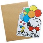 Snoopy造型萬用卡