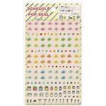 日本進口 AIUEO 手帳專用貼紙 Schedule系列 - 季節 ( SPS-05 )