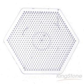 拼豆系列--膠珠六角型模板(1入)