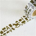 ROUND-TOP 和紙膠帶-雜貨