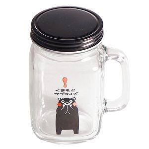 酷MA萌450cc玻璃杯罐(附彩盒)